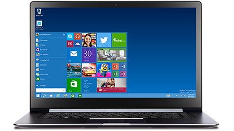 Windows 10 Technical Preview are ready for free download!