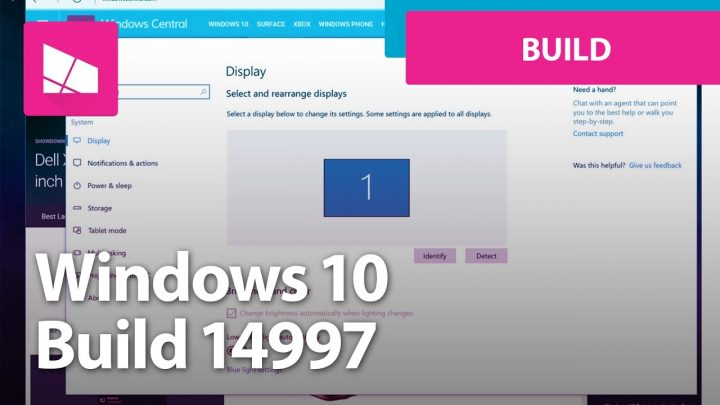 build 14997 - 2017 - creators update