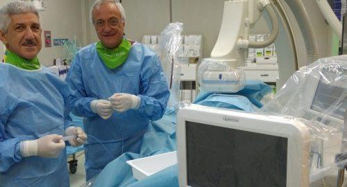 Varicocele – nuovo intervento con il laser – un successo tutto Siciliano