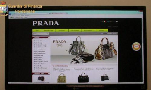"""Clonato il sito di Prada, venduti su internet prodotti contraffatti – da """"IL SOLE 24 ORE"""""""