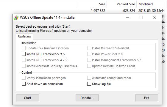 Windows Update non parte? WSUS OFFLINE FIX!