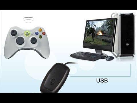 Come installare il Pc Wireless Gaming Receiver per Joypad Xbox360 su Windows 10