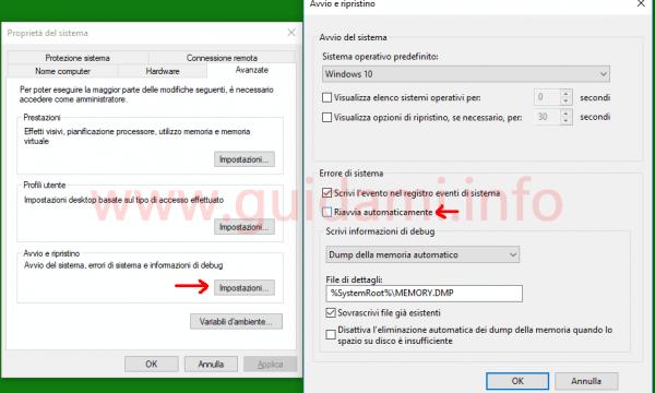 [Soluzioni] Windows 10 non si spegne ma si riavvia!